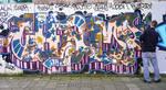 amsterdam tag wall