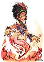 fire spirit by starplexus