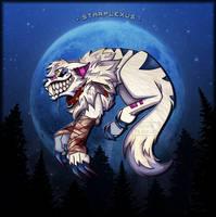 feral moon by starplexus