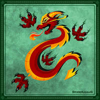 tempelfortune dragon by starplexus