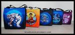 messenger bags by starplexus