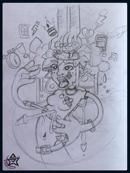 protagonistSketch by starplexus
