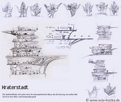 caldera city sketch