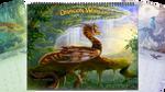 DragonWorldsCalendar by ArkaEdri