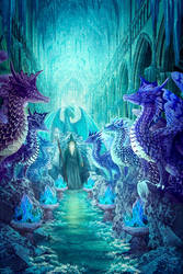 Merlin at the Palace of Ice Dragons