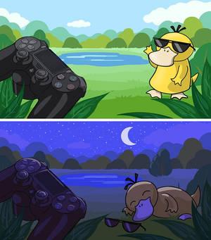 SpyDuck backgrounds