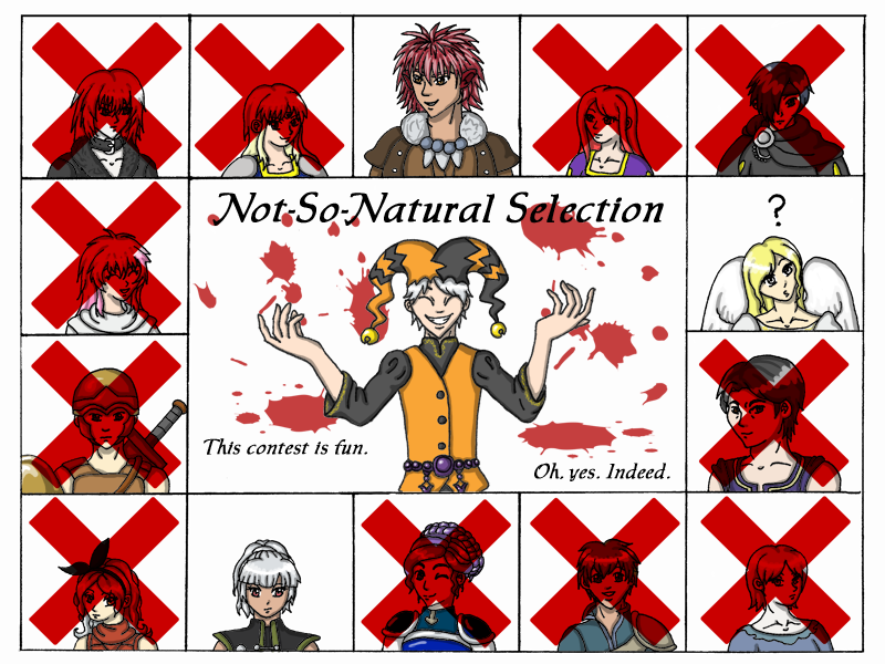 Why Is Natural Selection Not A Random Event