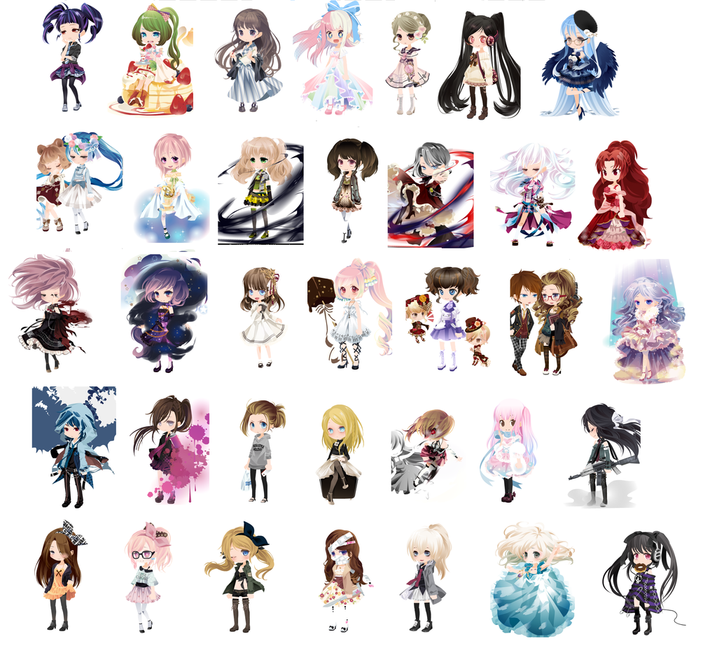 FREE DreamSelfy ADOPTS (CLOSED)  35out of 35 Taken by TheWizardAdopts