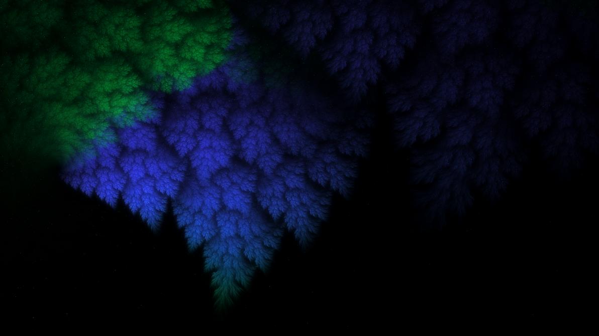 Northern Lights by xInewgenIx