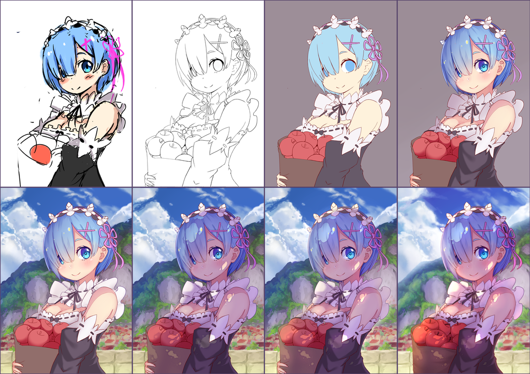 Rem Step by Step by Zeolch