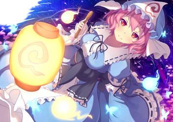 Soul Lantern by Zeolch