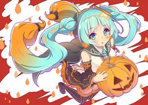 Halloween Miku 2017