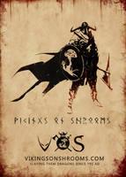 VOS poster 70x50cm by YG-Draug