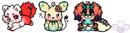CC Event Squeaky Chibis by Tesvp