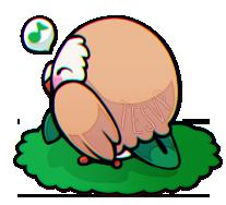 [F2U] Rowlet Mini Chirp by Tesvp