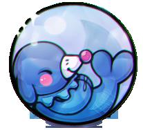 [F2U] Popplio Bubble Nap by Tesvp