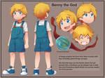 Benny the God Reference Sheet