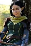 DA2 - Merrill cosplay 2
