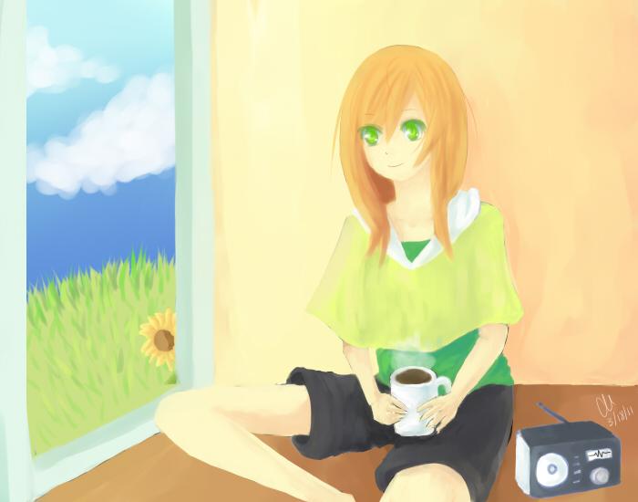 Kimiko's Day Off by Kawayi-Desu
