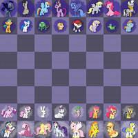 Pony Chess by thyrestful