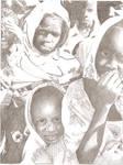 Kids in darfur