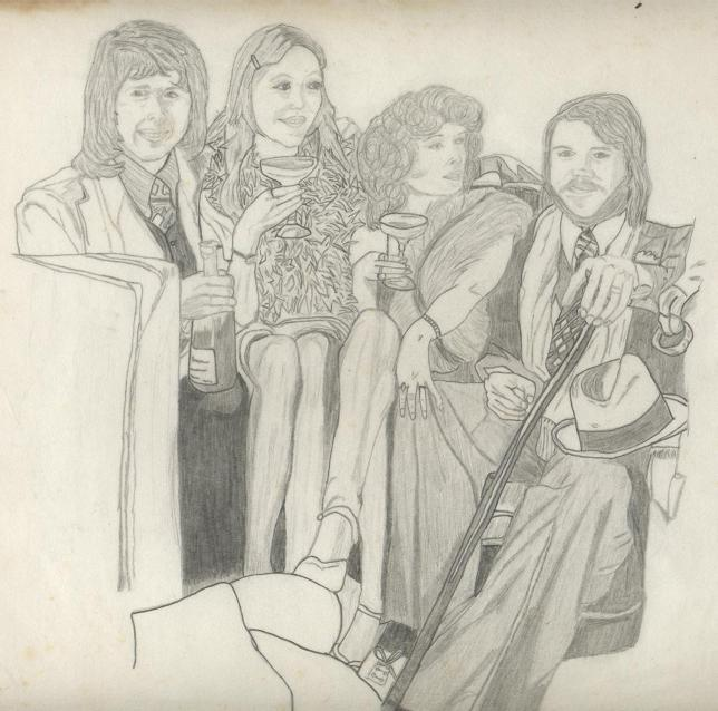 Abba by LadyRosewood