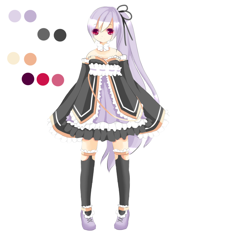 Adoptable 15 USD (SOLD) by Miyee