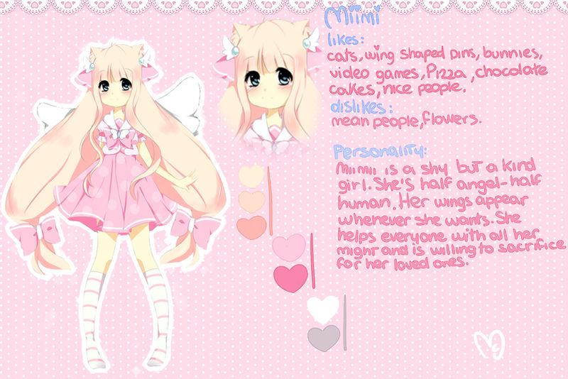 C: Miimii reference by Miyee