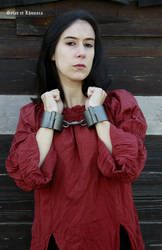 Medieval Handcuffs 3 by SylarEtLhunara
