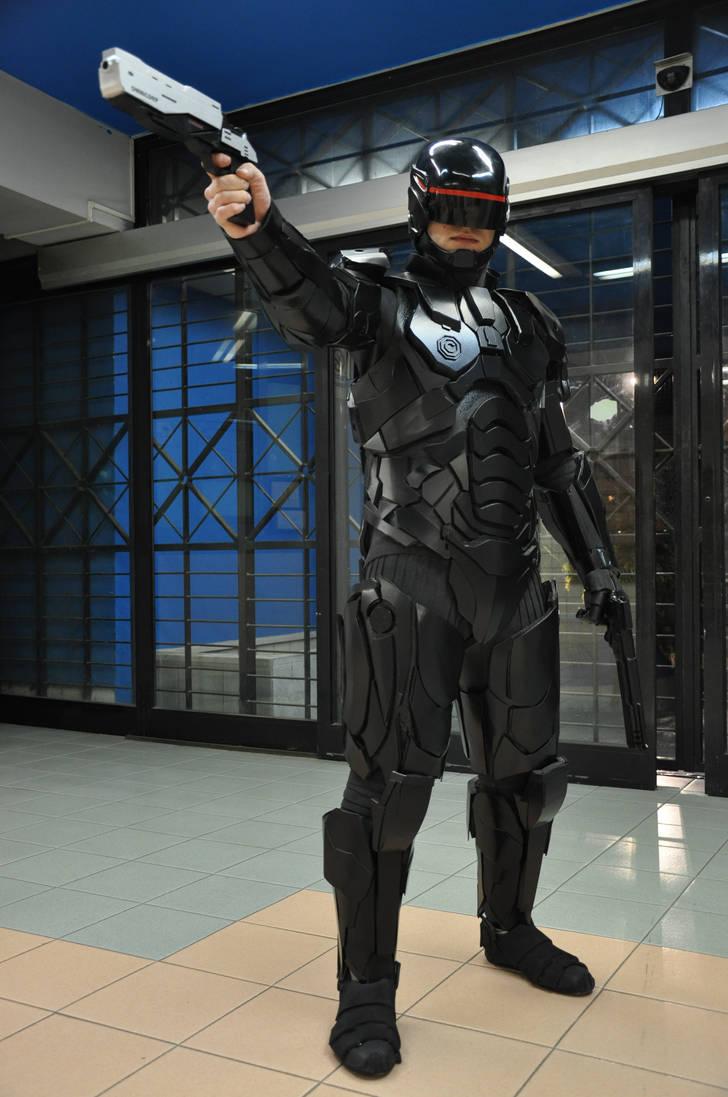 RoboCop 3.0 Replica Costume by Andrea Starchild by AndreaStarchild