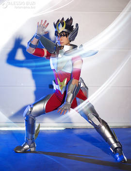 Pegasus no Seiya Cosplay