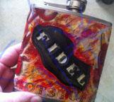 Leather Flask by NegativeSno