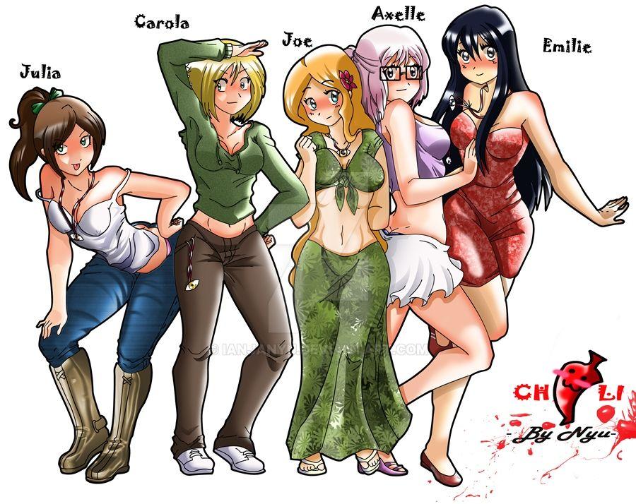 CHili is HOT like girls by IanjaNyu
