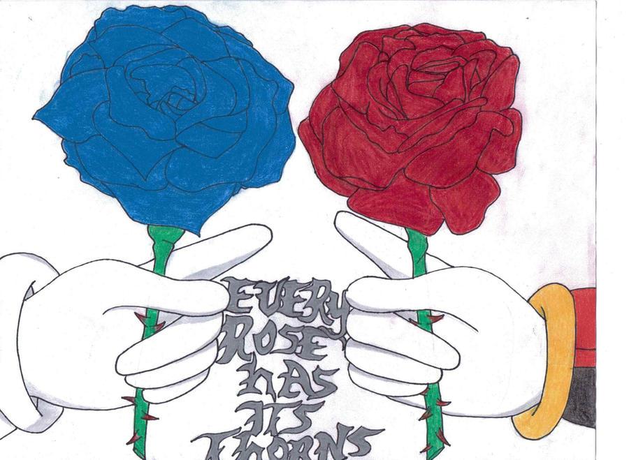 Shadow X Sonic Mpreg Roses- Sonic X Shadow by