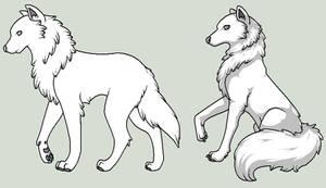.: Wolf Templates :.
