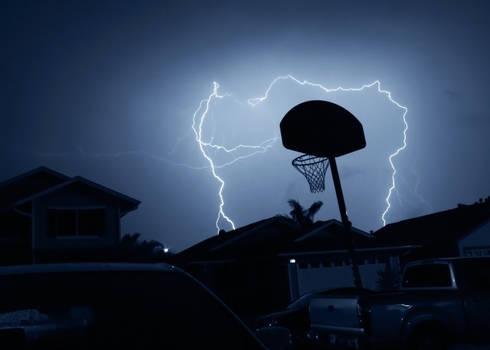 Frame of Lightning