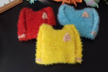 Star Trek TOS Scrubbies by CreativeKittyDe