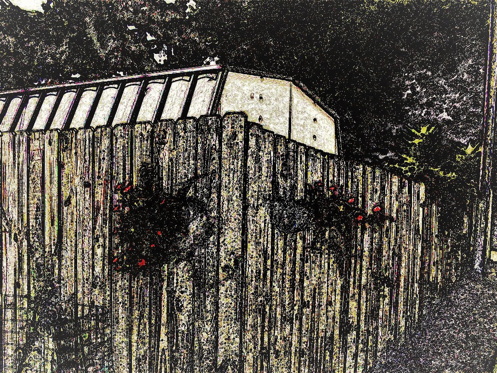 Fence by Intended-Effects