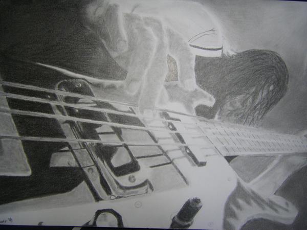 Robert Trujillo - Metallica by SvdK92