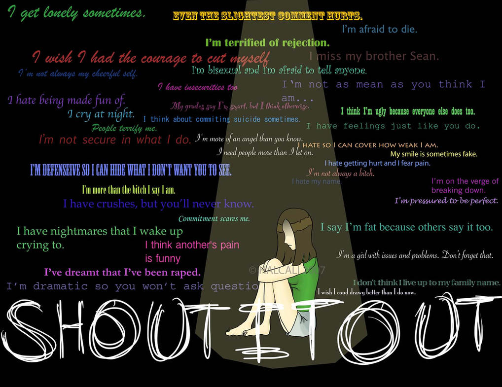 Shout It Out by HALCALI