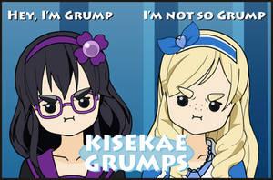 Kisekae Grumps by EzraMorris
