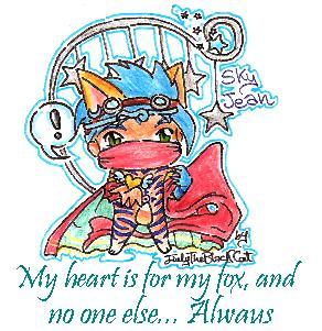 For my Fox by FF-n-FMA