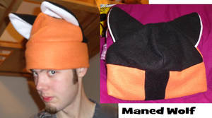 Maned Wolf Hat