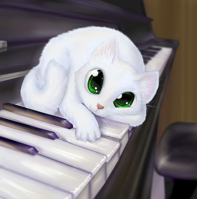 Piano by tanyamya