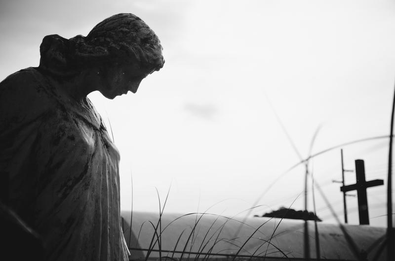 Cemetery by alpreddd
