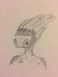 Alien Girl- Is bad by CLOUDdude114