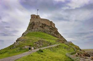 Lindisfarne Castle 2 by Roy3D