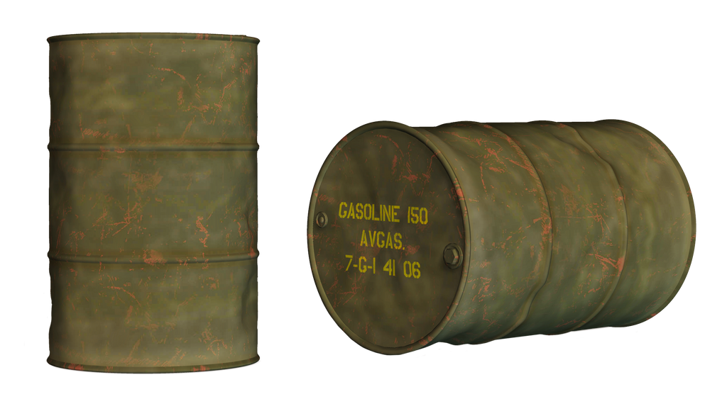 Oil Drum Png Stock By Roy3d On Deviantart