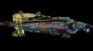 Star Hawk 1 PNG Stock