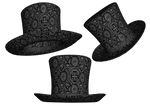 Hat Collection 05 PNG Stock